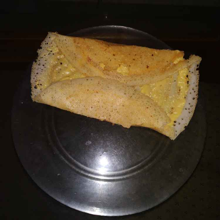 Photo of Ghee podi dosa. Egg dosa by jassi aarif at BetterButter