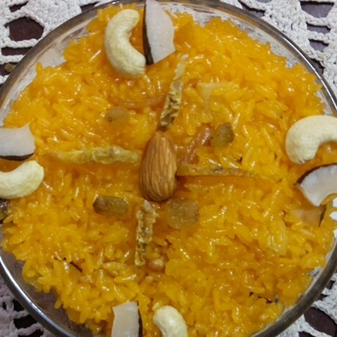Photo of Zarda by Jassu Sehdev at BetterButter