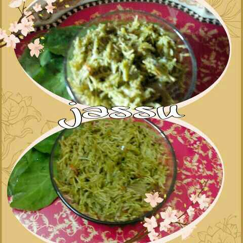 Photo of Palak Vermicelli by Jassu Sehdev at BetterButter