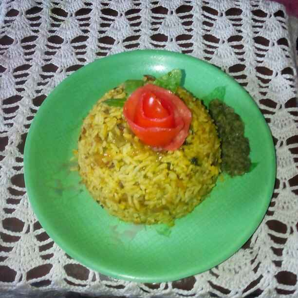 How to make Pudina (mint) pulao