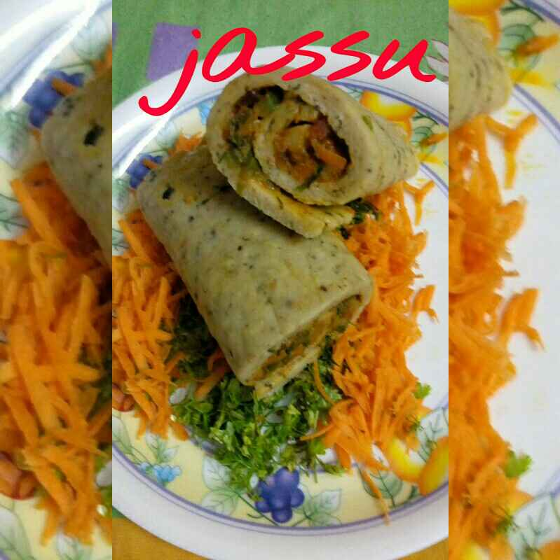 How to make Bread Cheese Roll