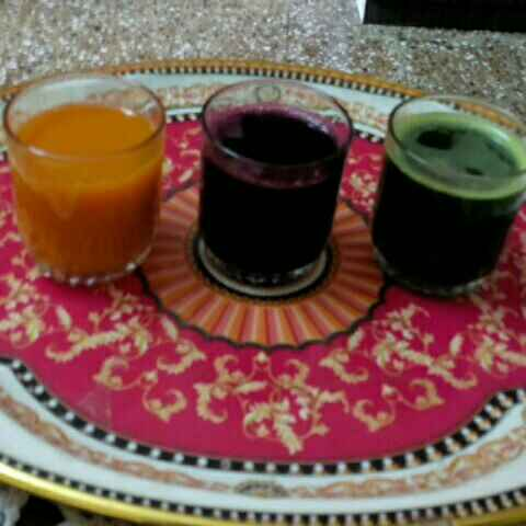 Photo of Tricolour Juices by Jassu Sehdev at BetterButter