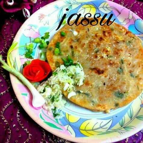 How to make Patta gobi paratha