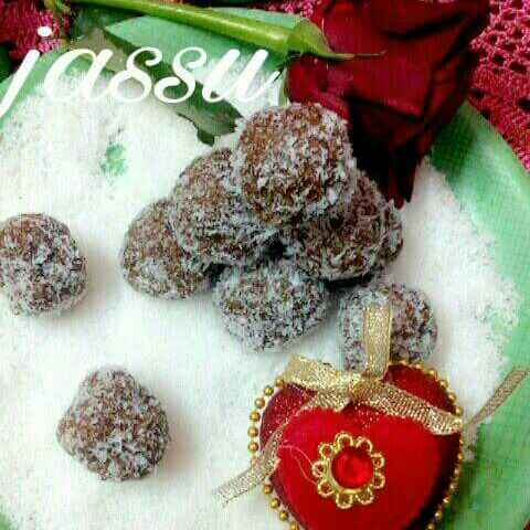 Photo of Ragi snow balls by Jassu Sehdev at BetterButter