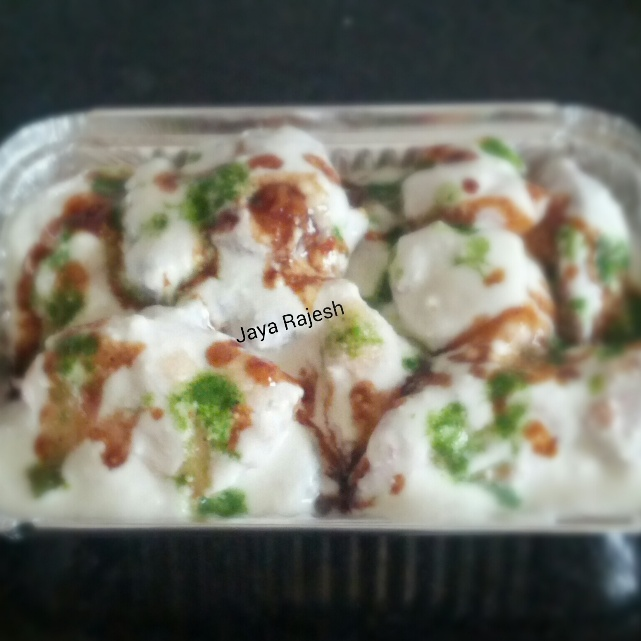 Photo of Dahi Bharre/Bhalle by Jaya Rajesh at BetterButter