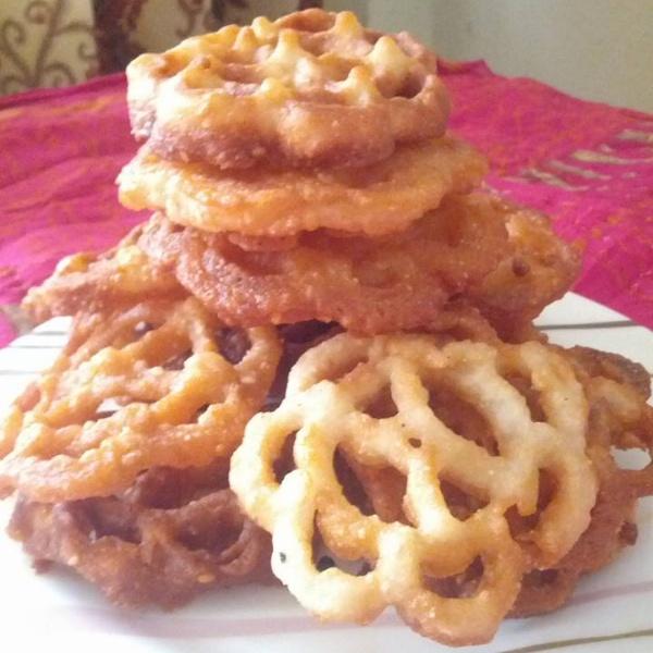 How to make Kerala Rose Cookies