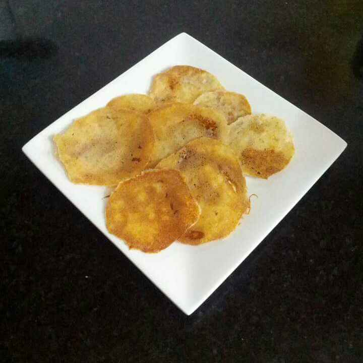 Photo of Lays Style Baked Herb Potato chips by Jaya Rajesh at BetterButter