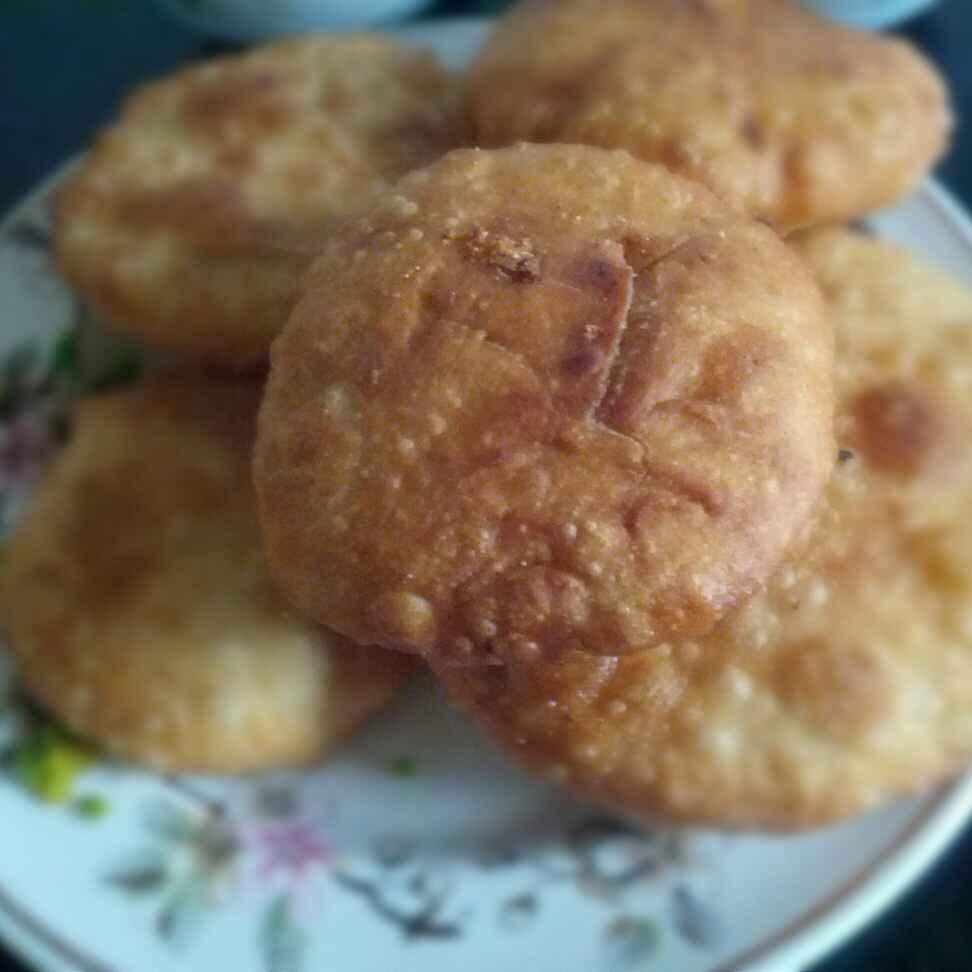 How to make Mutter kachori