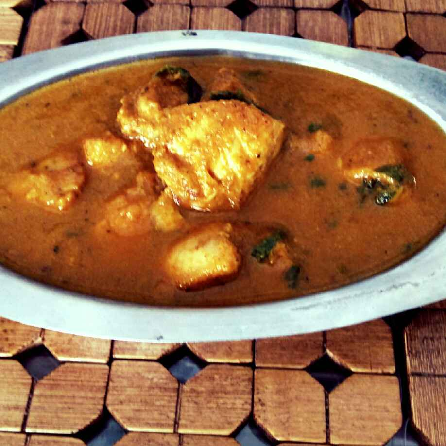 How to make Mom's Chicken Curry