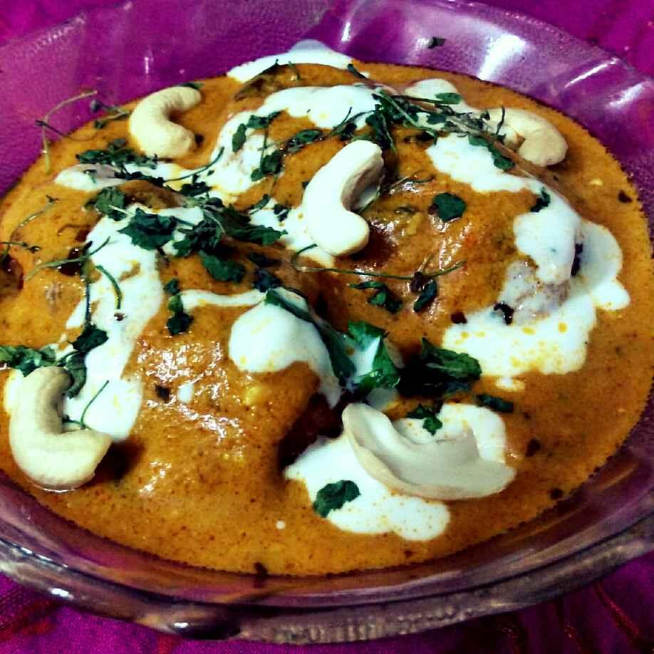 How to make Restaurant Style Malai Paneer In Korma Gravy.