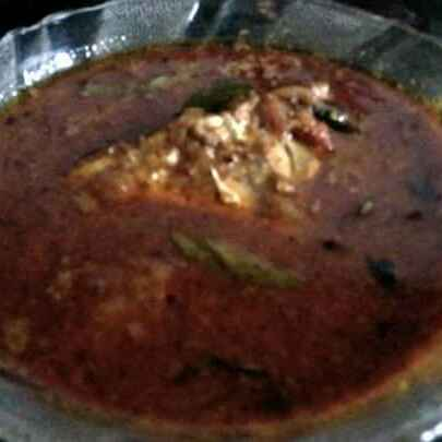 How to make Kerala fish curry.