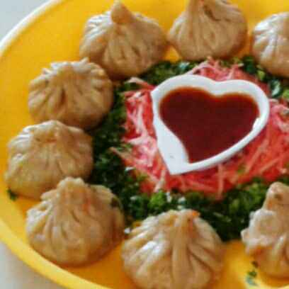Photo of Healthy momos by Jaya Tripathi at BetterButter