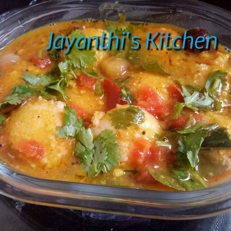 Photo of Mini idly sambar by Jayanthi kadhir at BetterButter