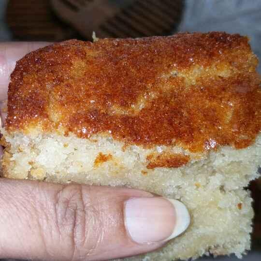 How to make Shrikhand eggless sponge cake