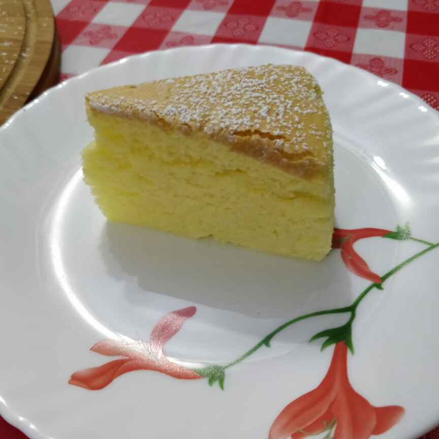 Photo of JAPANESE CHEESE CAKE by Jayanthy Asokan at BetterButter