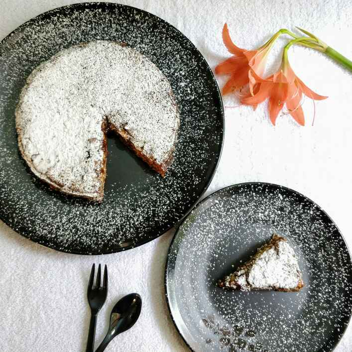How to make ITALIAN PANFORTE