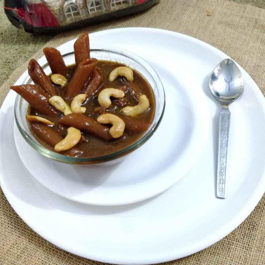 How to make Pasta(Penne)Pradhaman