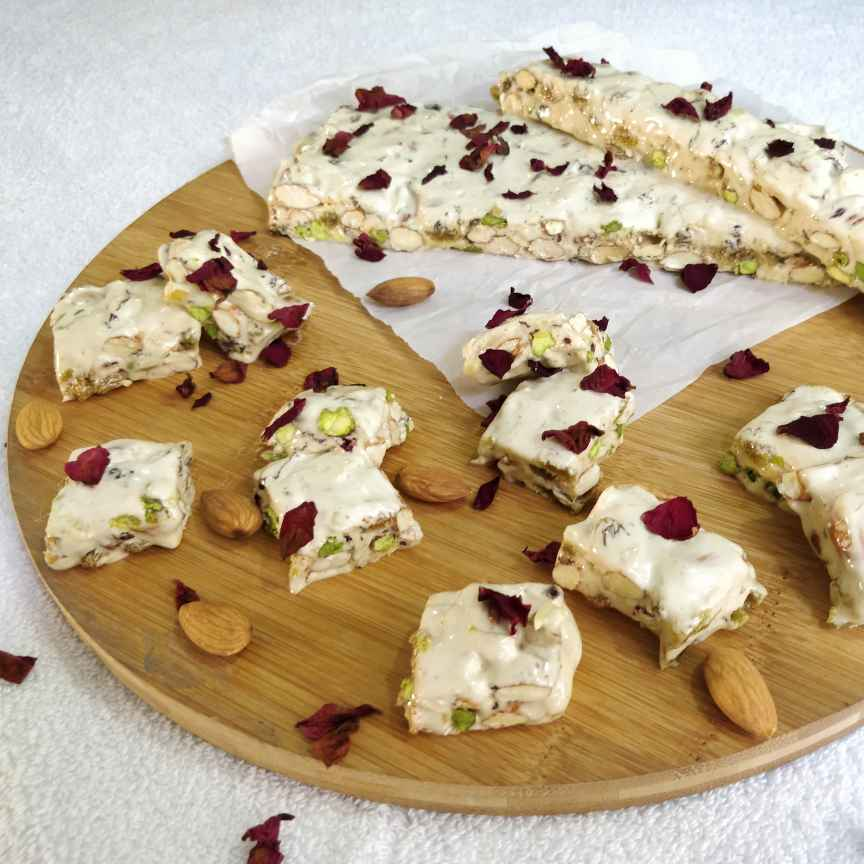 How to make Indian Nougat