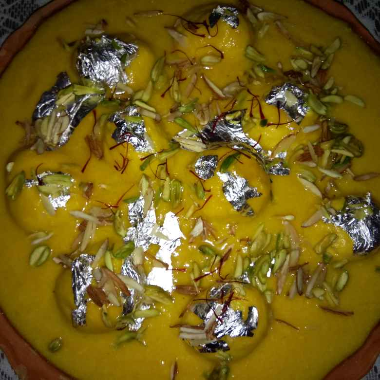 How to make Aam Doier Mithebilash