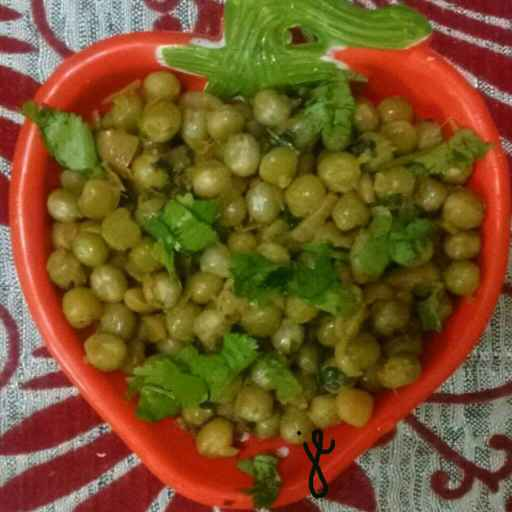 Photo of Green peas Sundal by Jayasakthi Ekambaram at BetterButter