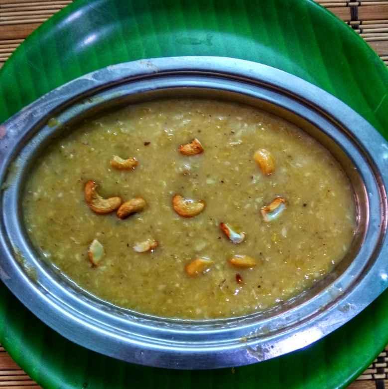 Photo of Moongdal payasam by Jayasakthi Ekambaram at BetterButter