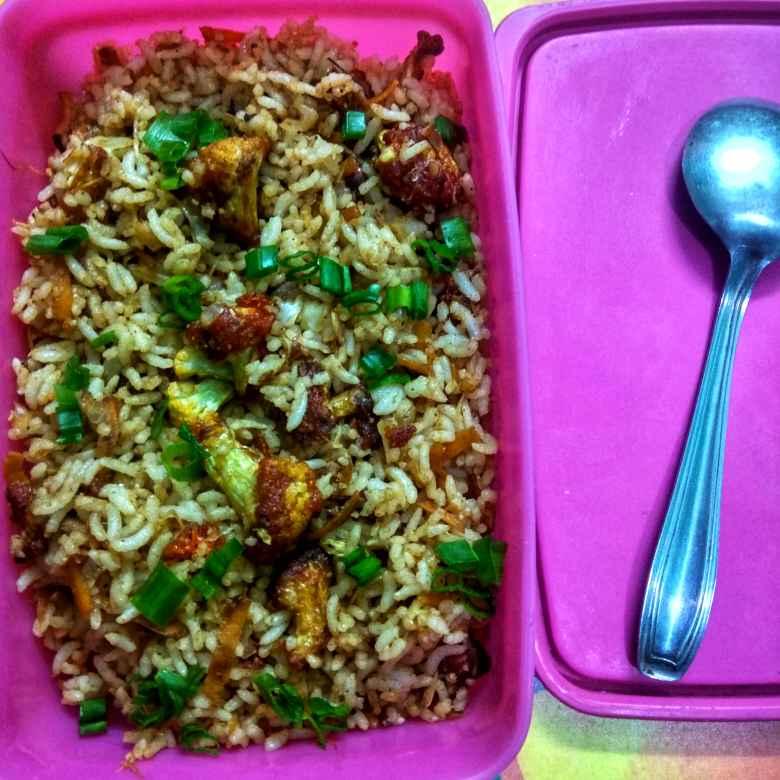Photo of gobi fried rice by Jayasakthi Ekambaram at BetterButter