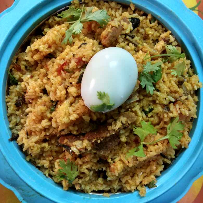 Photo of Ambur Mutton Biriyani by Jayasakthi Ekambaram at BetterButter