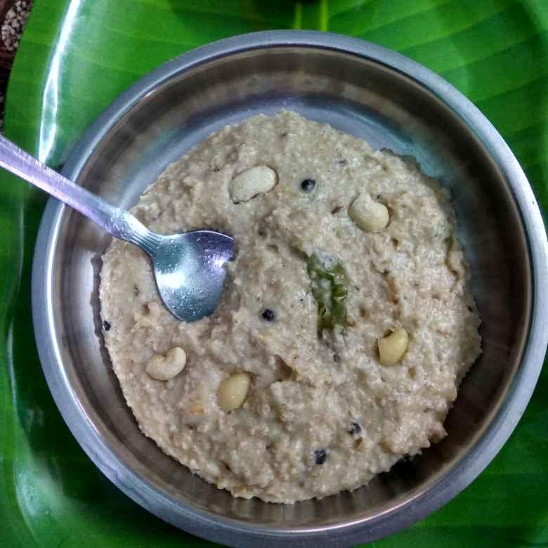 Photo of Samba Rava Pongal by Jayasakthi Ekambaram at BetterButter