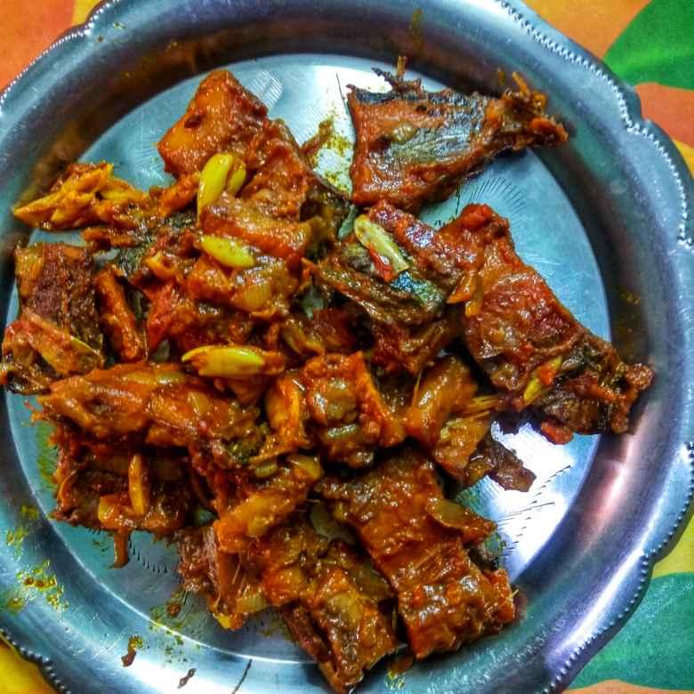 Photo of Valai Dry Fish Fry by Jayasakthi Ekambaram at BetterButter