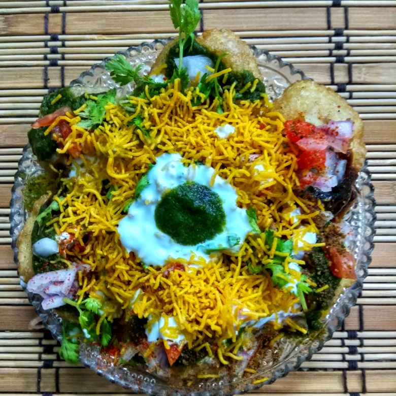 Photo of Dahi Puri(Mumbai Street Food) by Jayasakthi Ekambaram at BetterButter