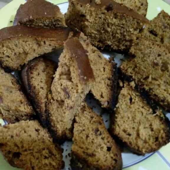 Photo of Plum Jaggery cake (without oven) by Jayashree Mallick at BetterButter
