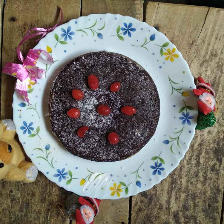 Photo of Chocolate Beetroot cake by Jayashree Mallick at BetterButter