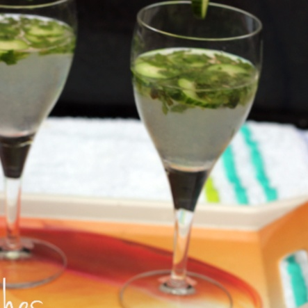 How to make Coconut Cucumber Cooler