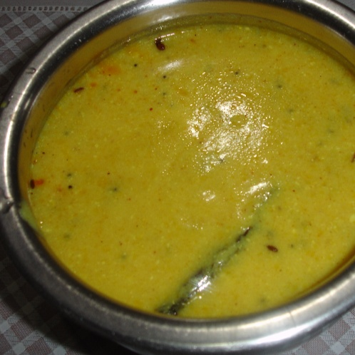 How to make Rajasthani Kadhi