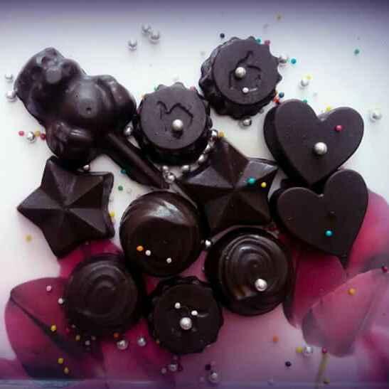 How to make चॉकलेट