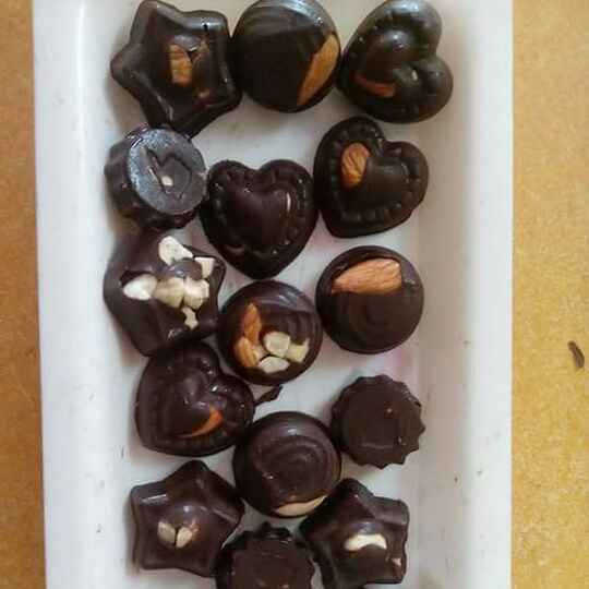 Photo of Frut and Nuts Chcolat by जयश्री भवाळकर at BetterButter