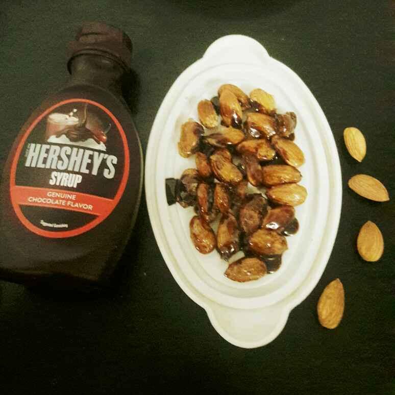How to make Chocolaty Almonds