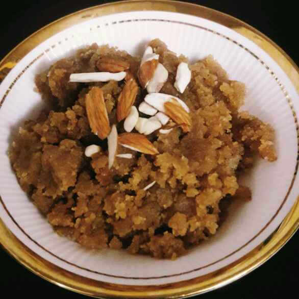 Photo of WINTER SPECIAL MOONG HALWA by Jayshree Bhawalkar at BetterButter