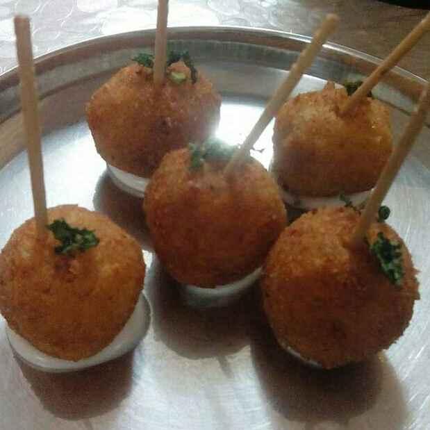 Photo of Potato Cheese Balls by Jayshree Bhawalkar at BetterButter