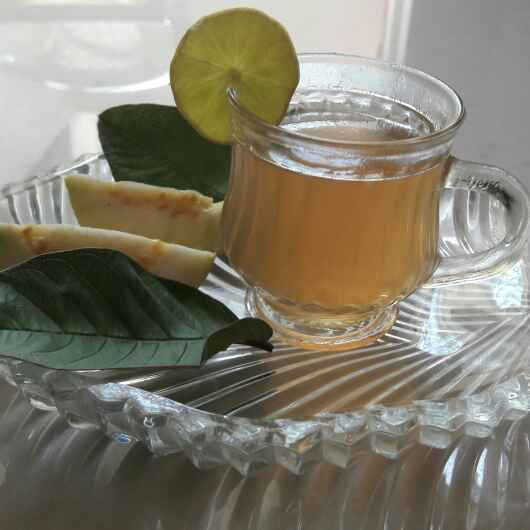 Photo of Helthy Guava leaves Tea by जयश्री भवाळकर at BetterButter
