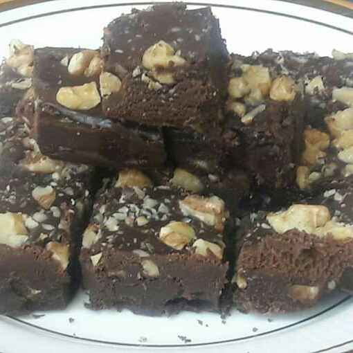Photo of Chokolate Fudge by Jayshree Bhawalkar at BetterButter