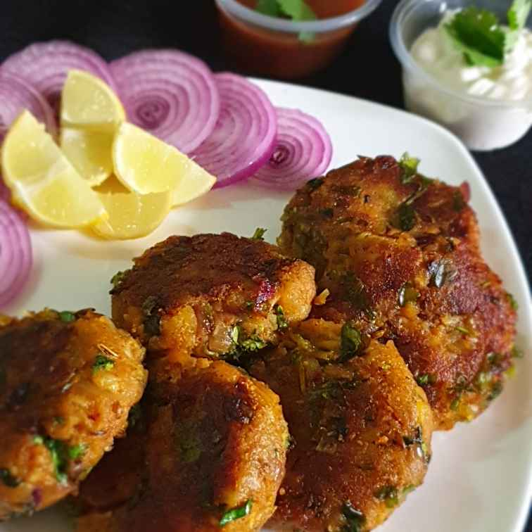 How to make Potato Fish cutlet