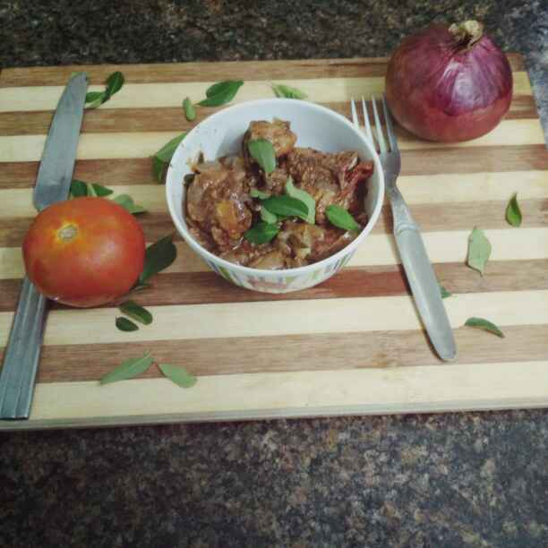Photo of Madras style curry leaf pepper chicken by Jeba Jayaseelan at BetterButter