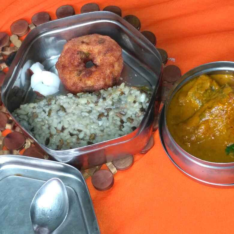 Photo of Healthy urad dal porridge by Jeba Jayaseelan at BetterButter