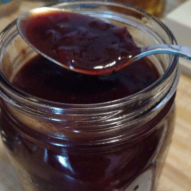 How to make Jen's Drunken Cherry BBQ Sauce