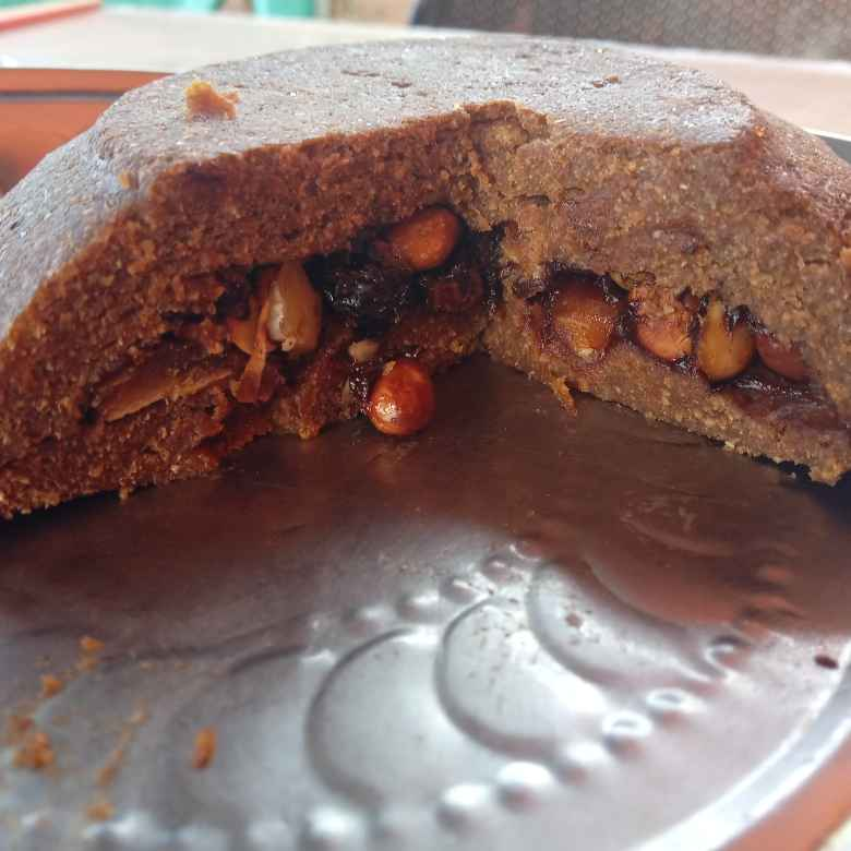 Photo of CHOCO coffee steamed cake by Jeya A J at BetterButter