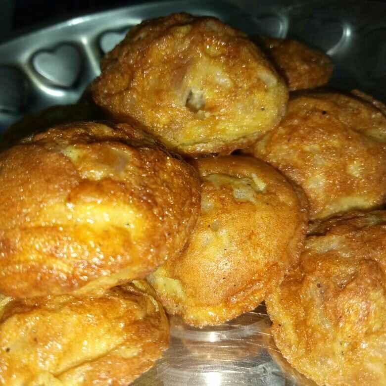 Photo of Egg paniyaram by jeyaveni chinniah at BetterButter