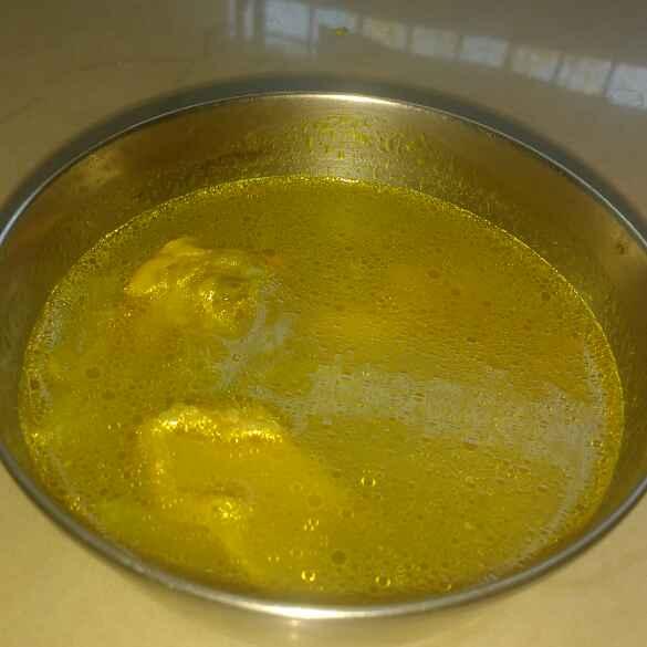 Photo of Chicken soup by jeyaveni chinniah at BetterButter