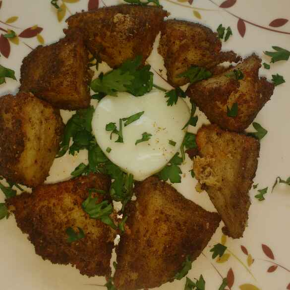 Photo of Crispy cheese fried idly by jeyaveni chinniah at BetterButter