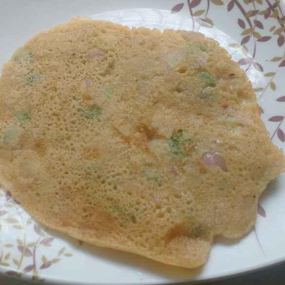 Photo of Omlet(eggless) by jeyaveni chinniah at BetterButter